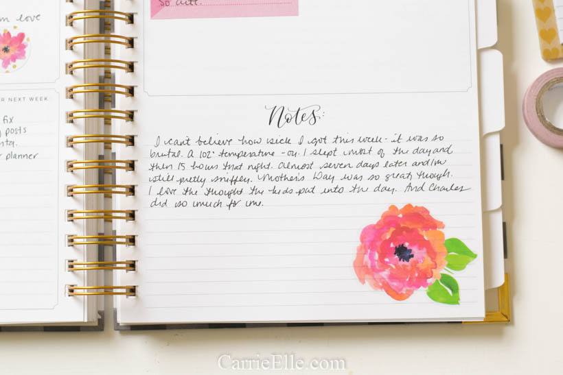 Best Undated Planner