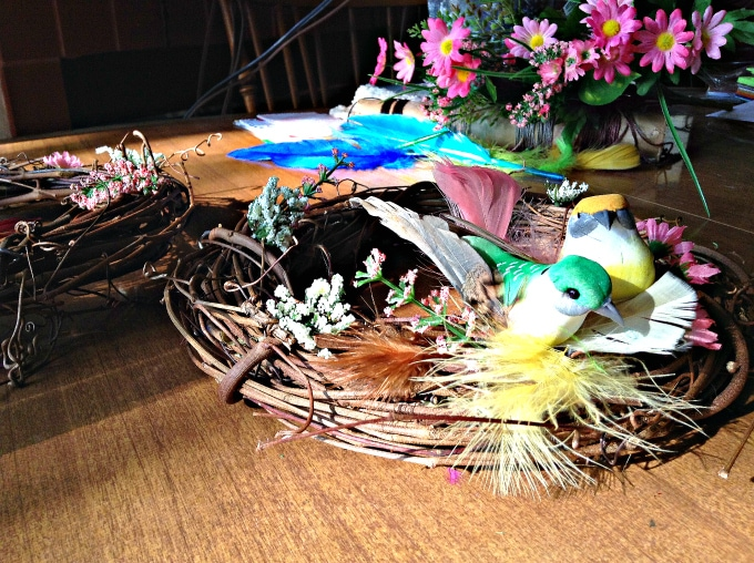 Love Nest Wreath 2