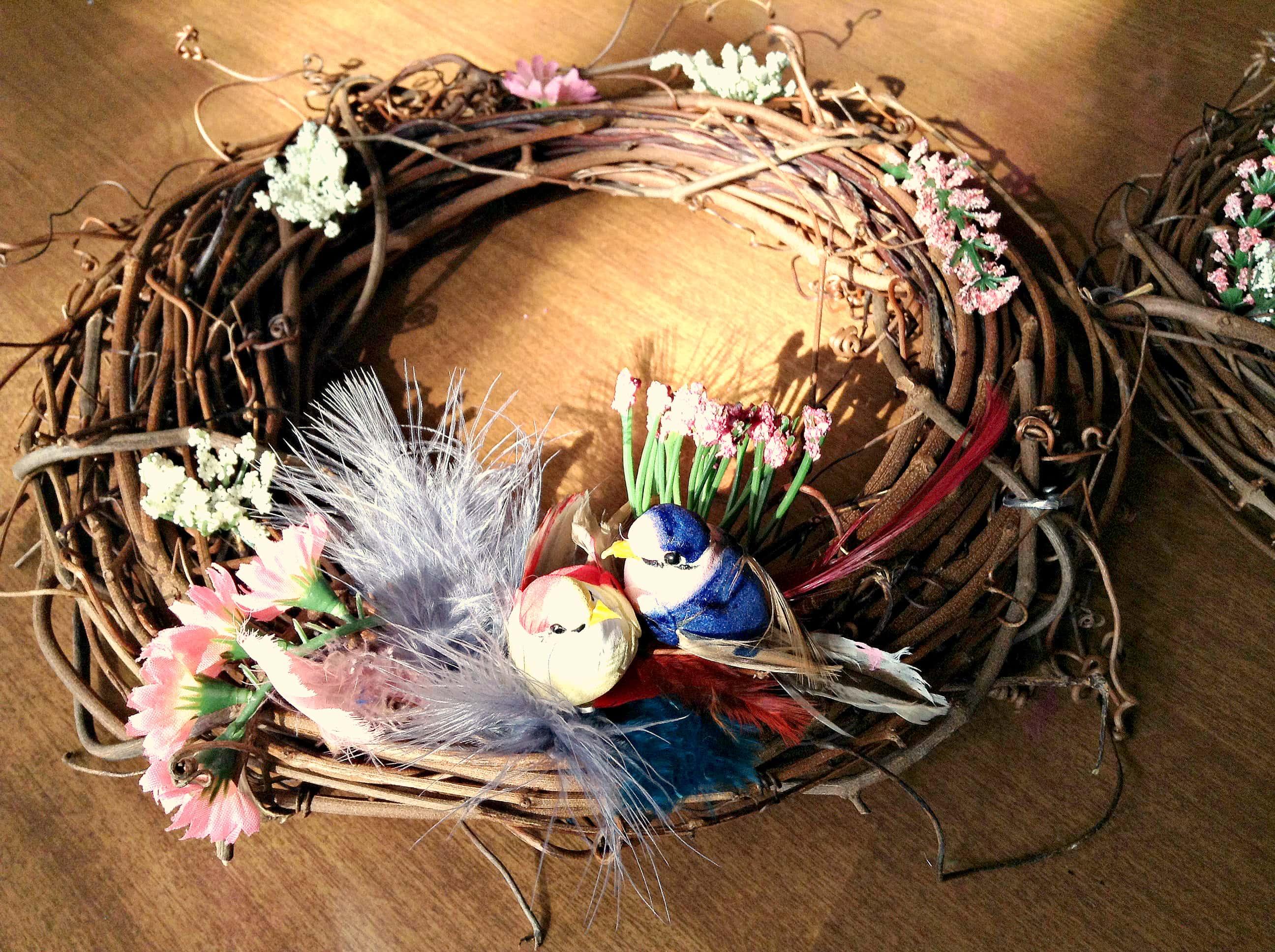 Love Nest Wreath