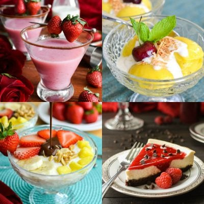 21 Day Fix Summer Desserts