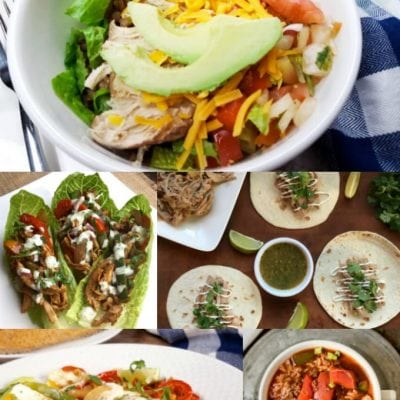 Weight Watchers Mexican Dishes