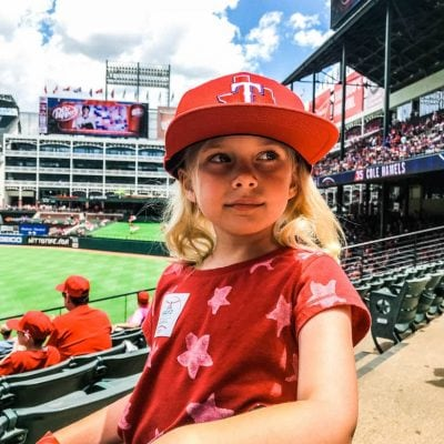 Texas Rangers Game