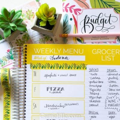 How to Meal Plan for Vacation