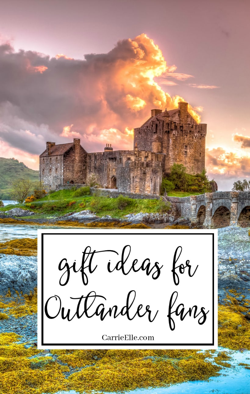 Gift Ideas for Outlander Fans