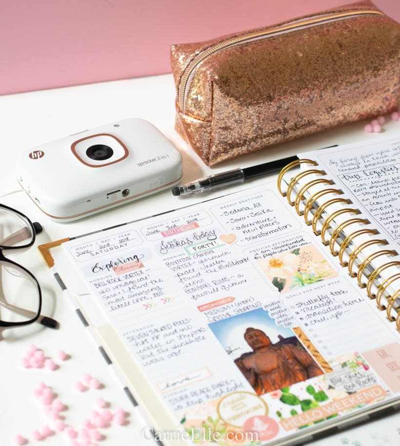 How to Use a Memory Planner