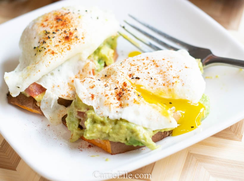 21 Day Fix Sweet Potato Egg Breakfast