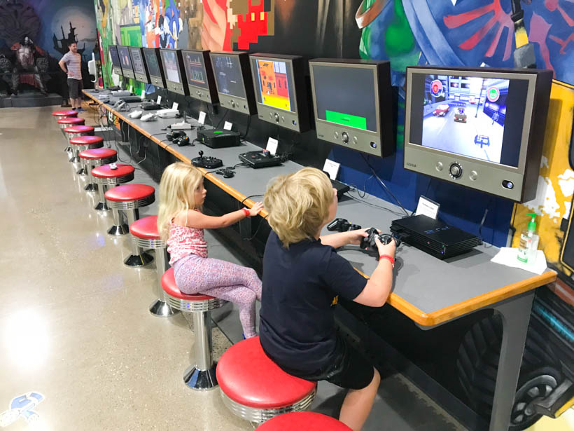 National Videogame Museum Frisco