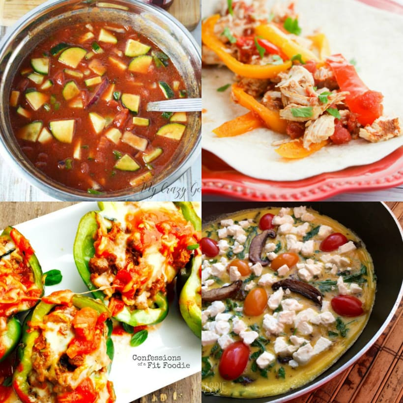 21DF Tomato Recipes