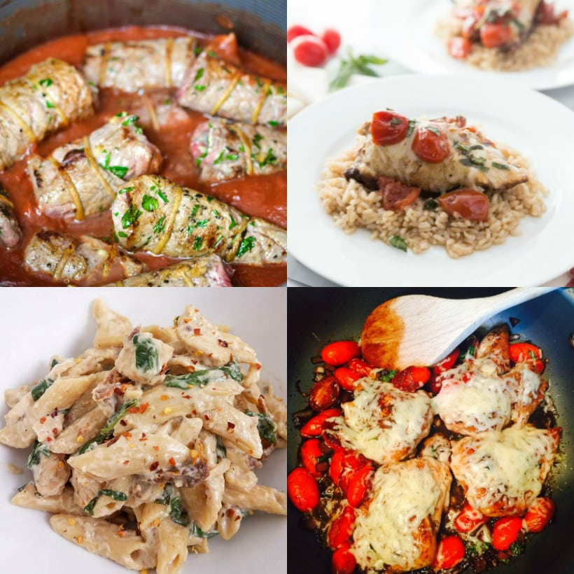 Delicious Tomato Recipes 21 Day Fix