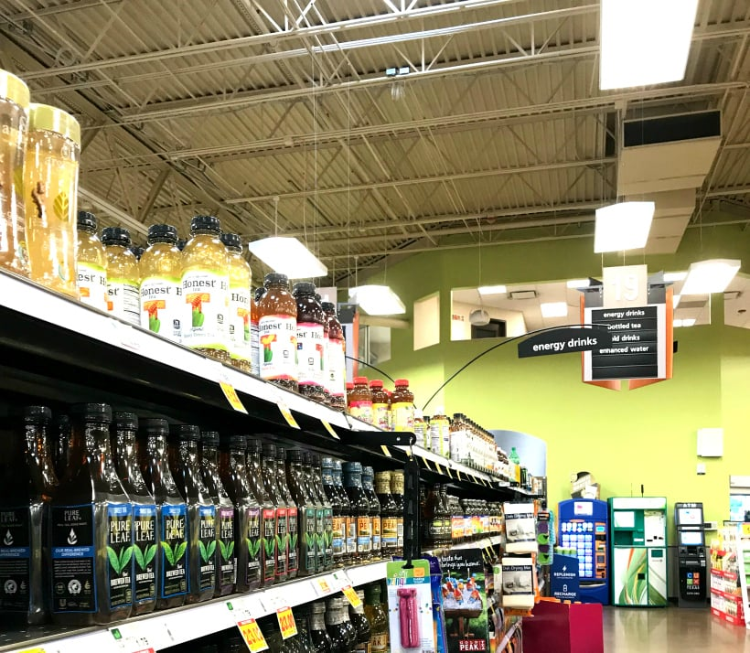 Honest Tea Kroger