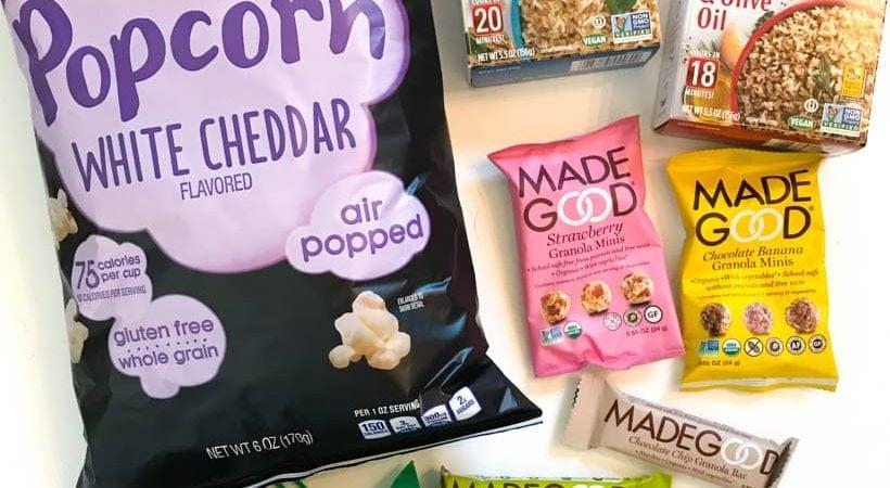 Stress-Free School Lunch Ideas