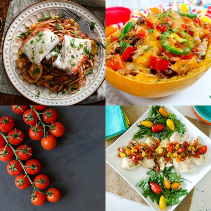 Tomato Recipes 21 Day Fix