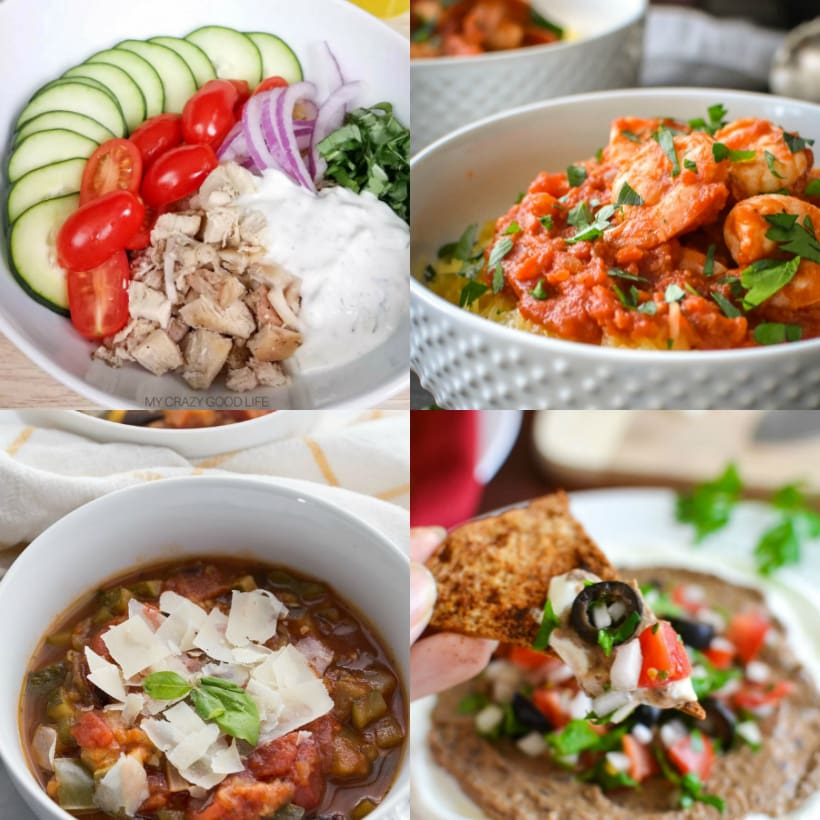 Tomato Recipes ideas 21 Day Fix