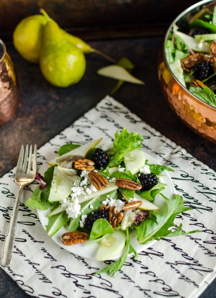 21 Day Fix Fall Salad
