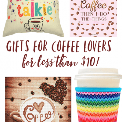 Best Coffee Gifts on Amazon for $10 or Less