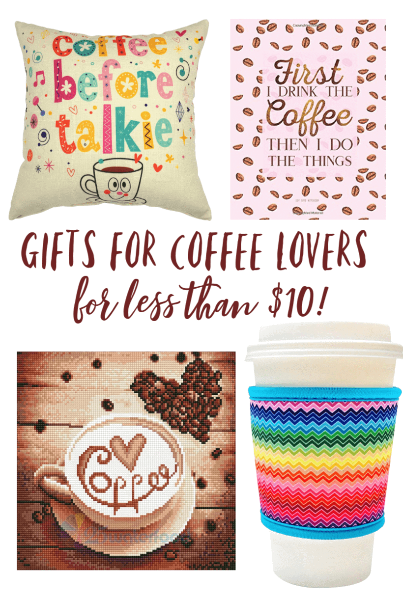 Gifts for Coffee Lovers Less than $10