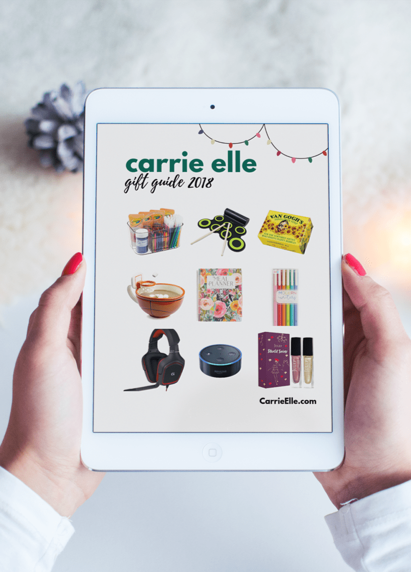 Carrie Elle 2018 Gift Guide (1)