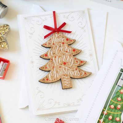 Printable Christmas Card List {and Christmas Card Spreadsheet}