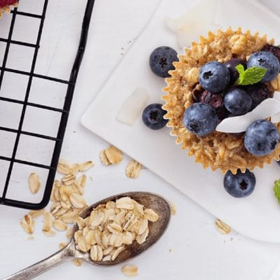 Healthy Grab-and-Go 21 Day Fix Muffins