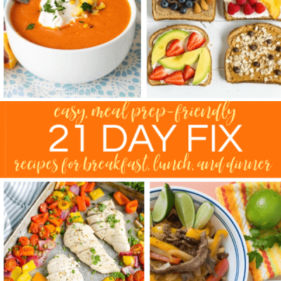 Keep Your Cold Weather Wellness Goals (& Easy 21 Fix Recipes, too!)