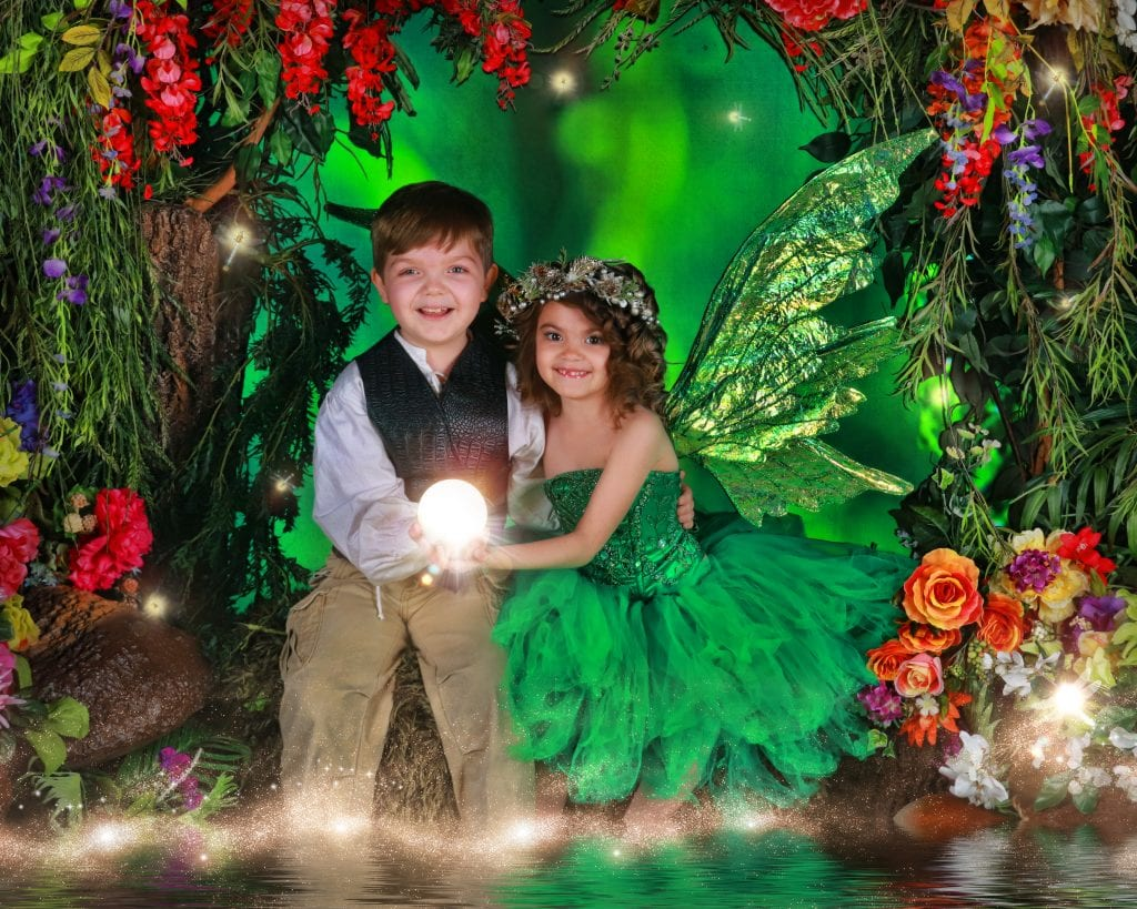 Enchanted Fairies Kidd's Kids