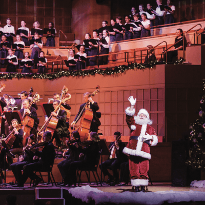 Dallas Symphony Orchestra's Christmas Season is Here!