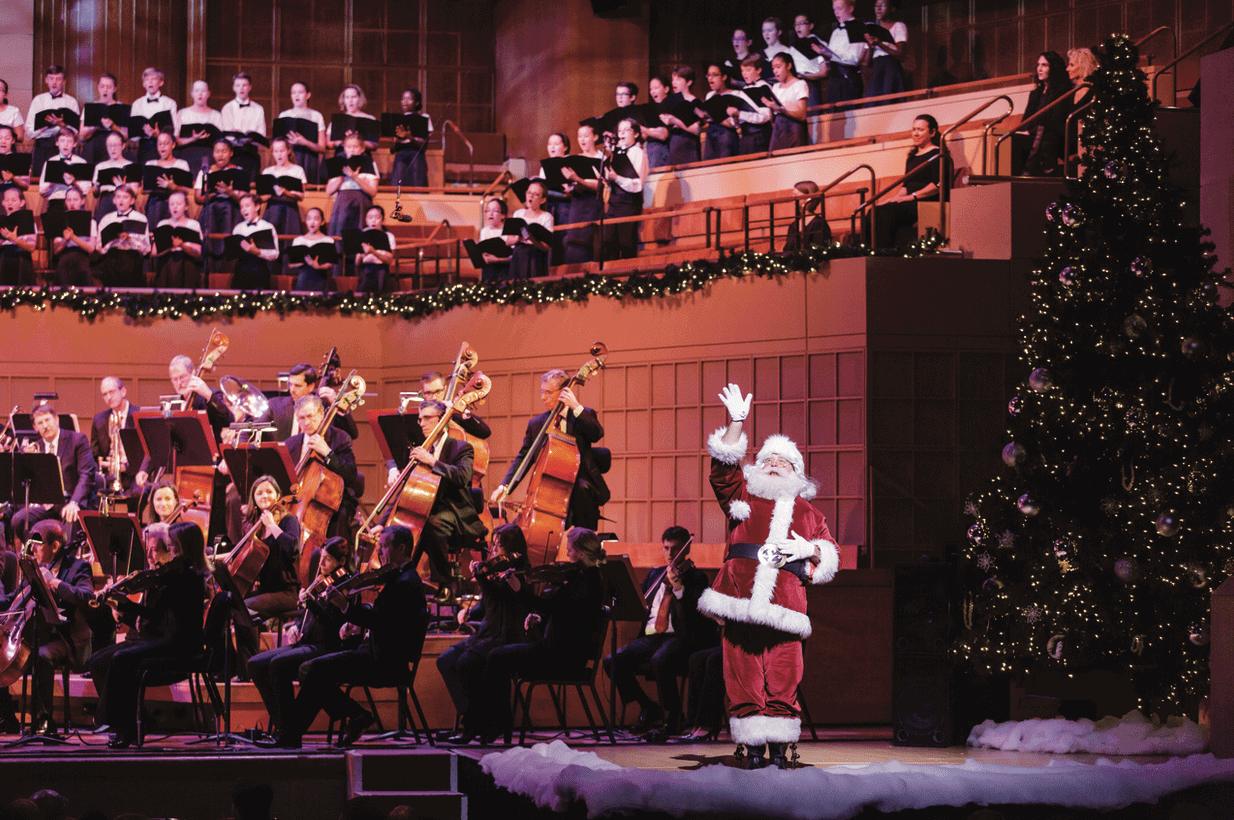 Dallas Symphony Orchestra's Christmas