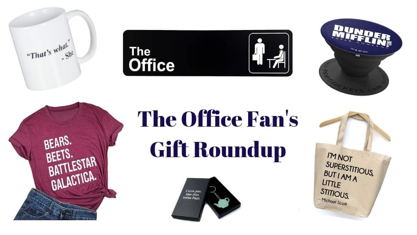 Lucky for you Iu0027m ALL IN and have rounded up the best gifts ideas for The Office fan.  sc 1 st  Carrie Elle & Nifty Gifties! Best Gift Ideas for The Office Fans - Carrie Elle