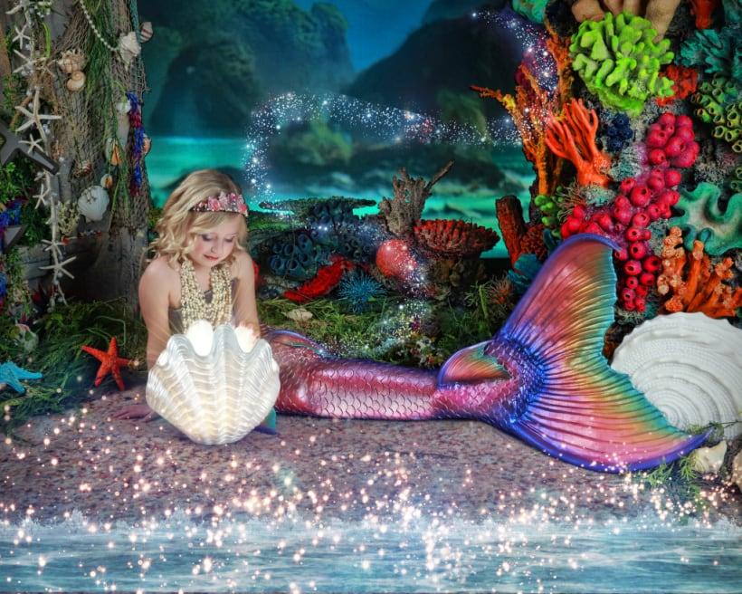 Enchanted Fairies Mermaid Review