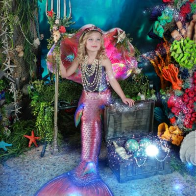 Enchanted Fairies Mermaid Review