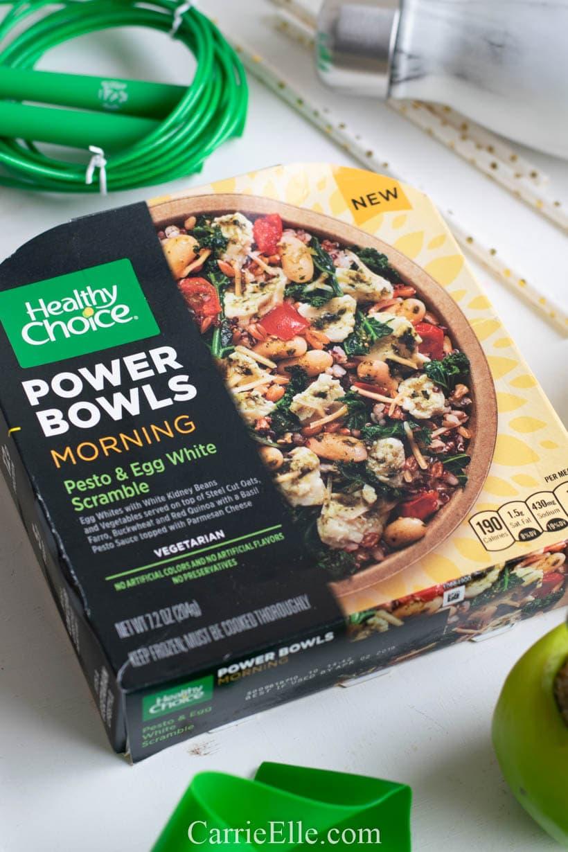Frozen Veggie Bowls