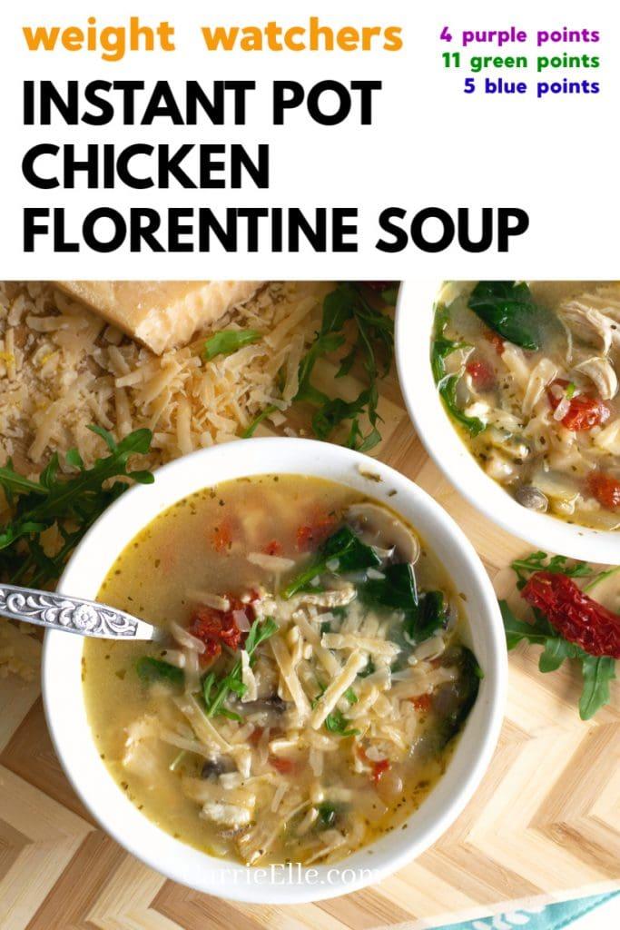 WW IP Chicken Florentine