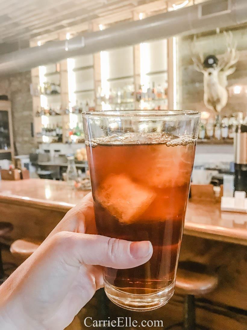 Trinity Street Coffee Bar Decatur TX