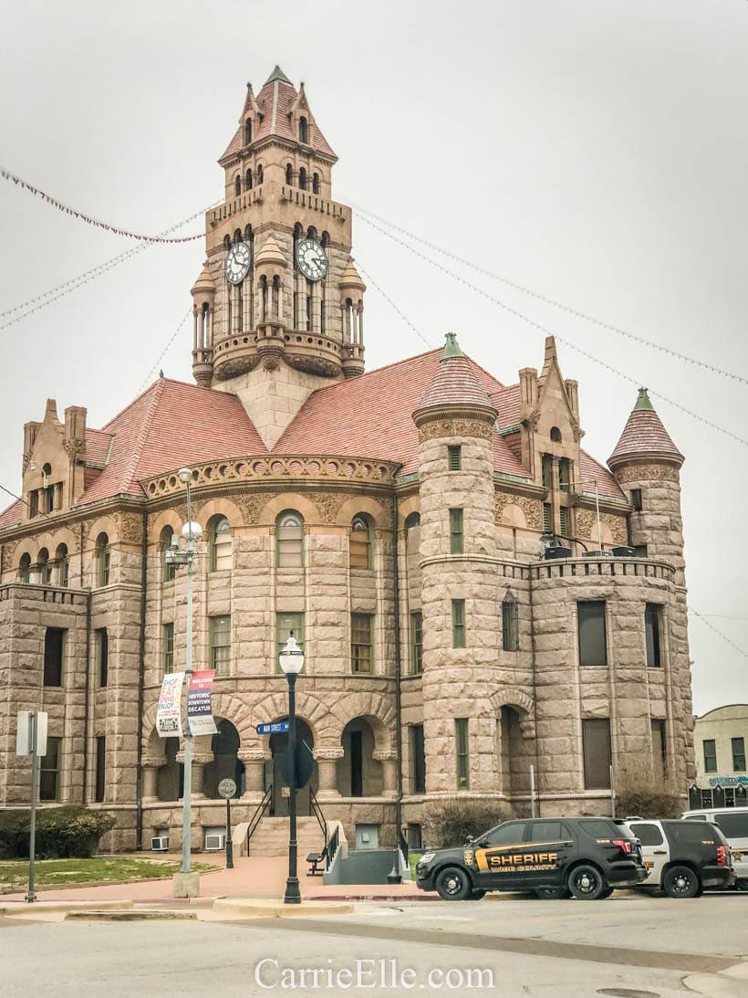 Decatur TX Court House