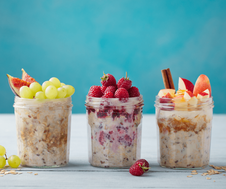 We have rounded up 10 of the most delicious and healthy 21 Day Fix Overnight Oat recipes that will cut down on your kitchen time and create a leisurely morning for you and your family.