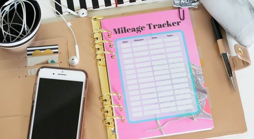 Track Your Runs with this Printable Mileage Tracker!