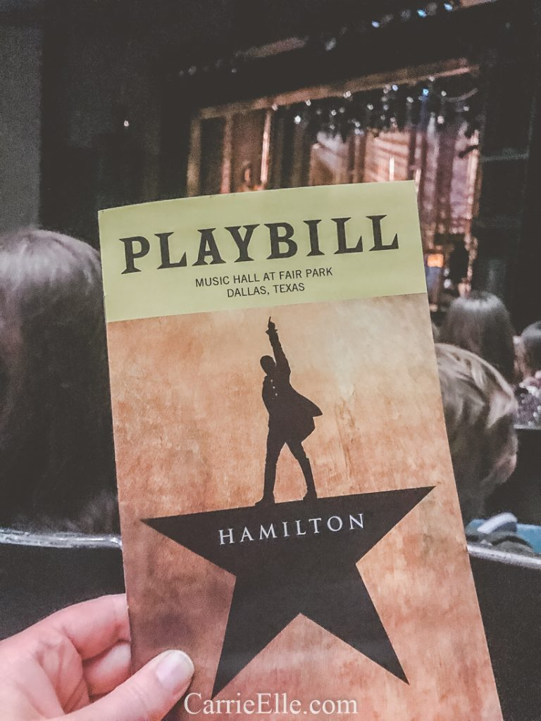 Is Hamilton ok for kids to see?
