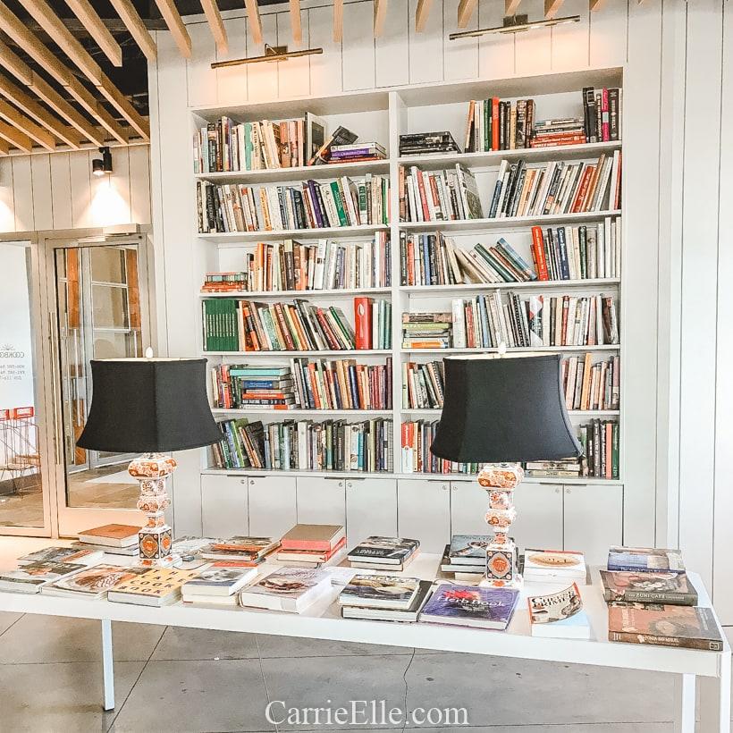 Cookbook Bar Austin Library