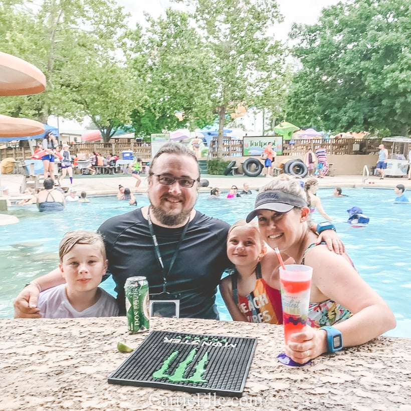 Schlitterbahn Family Vacation