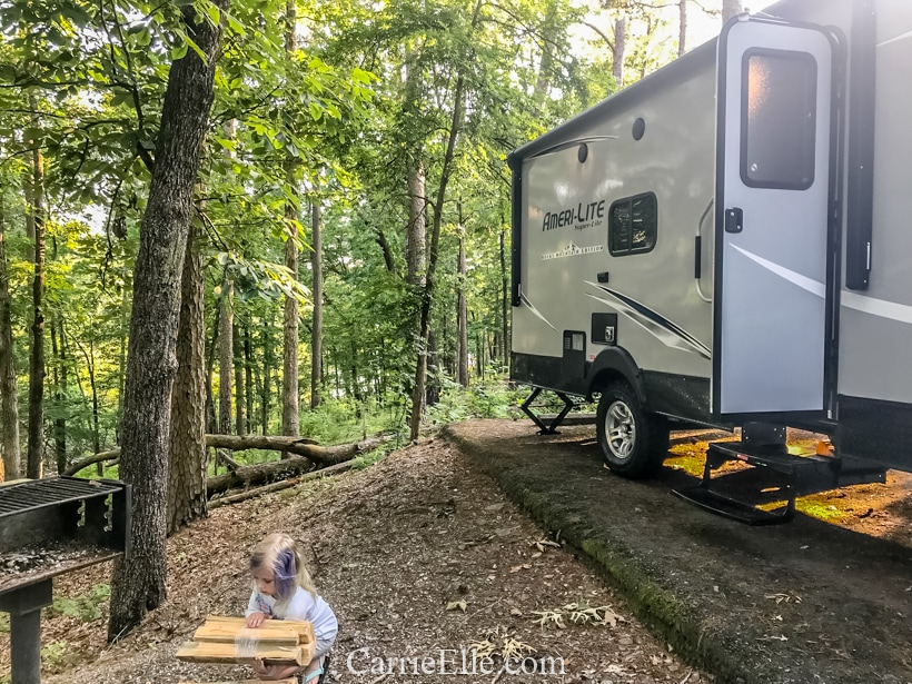 Renting an RV for a Family Vacation