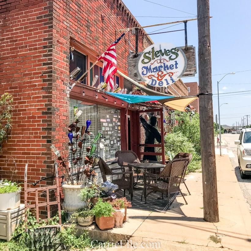 Steves' Deli Brownwood TX