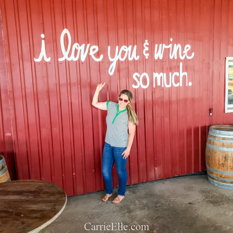 Spirit of Texas Winery
