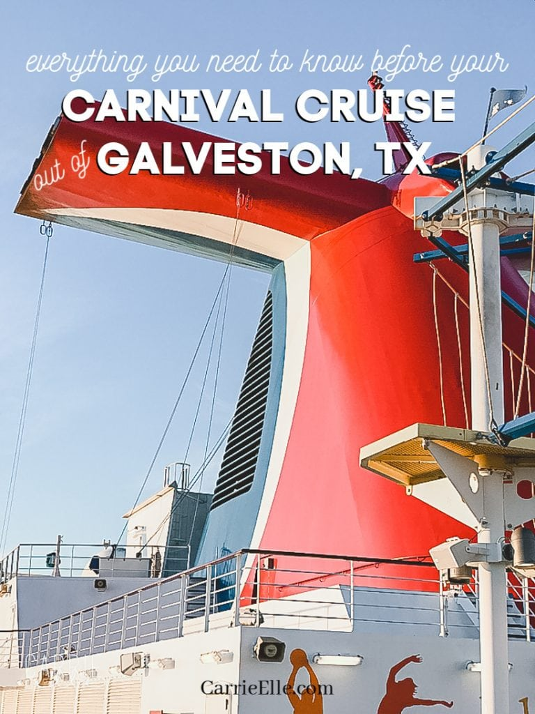 Carnival Cruise out of Galveston
