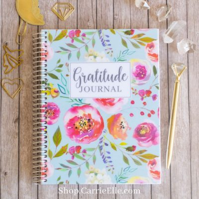 Carrie Elle Gratitude Journal