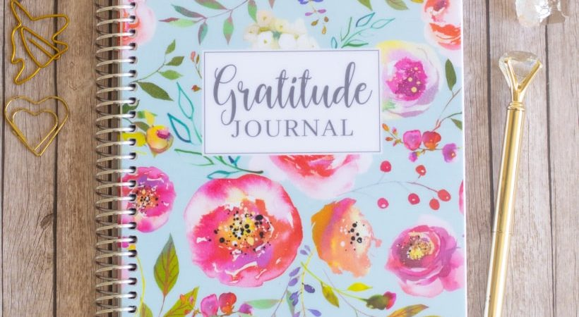 Gratitude Journal Prompts for a More Grateful Life