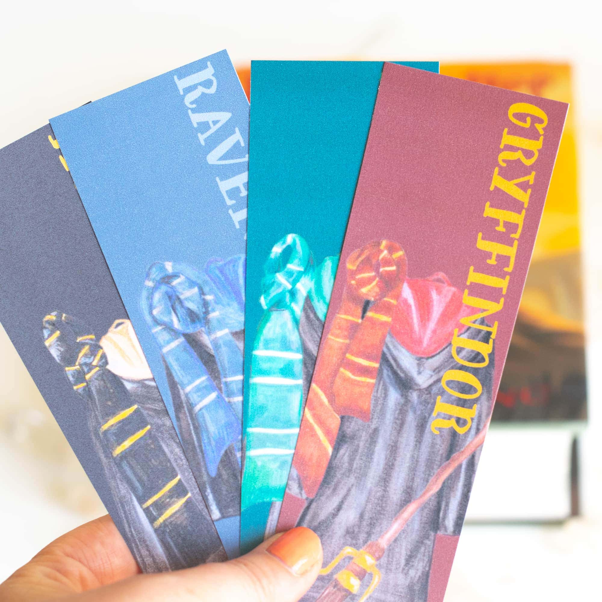 graphic regarding Printable Harry Potter Bookmarks named Printable Harry Potter Bookmarks - Carrie Elle