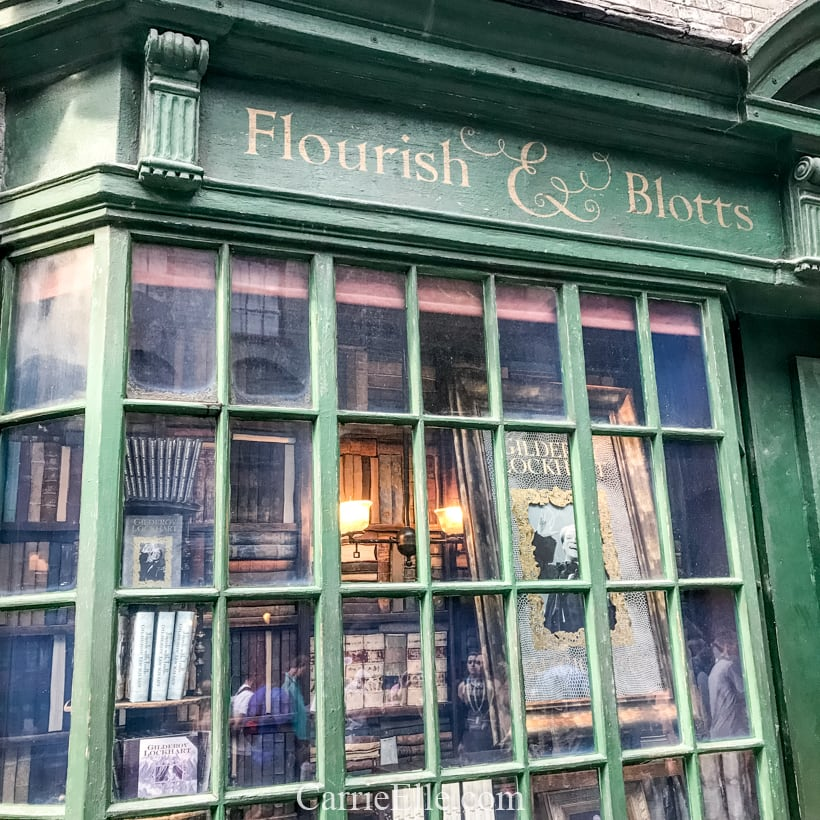 Flourish and Blotts Universal