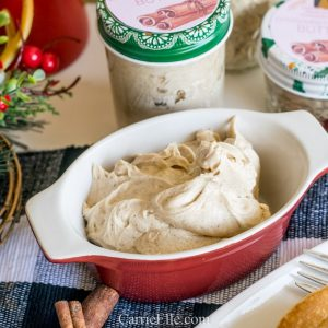 Cinnamon Frosting Butter