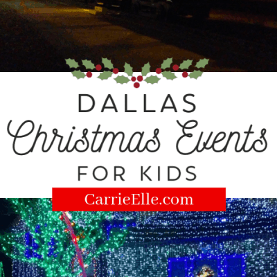 Dallas Christmas Events for Kids