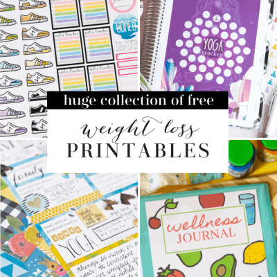 Free Weight Loss Printables
